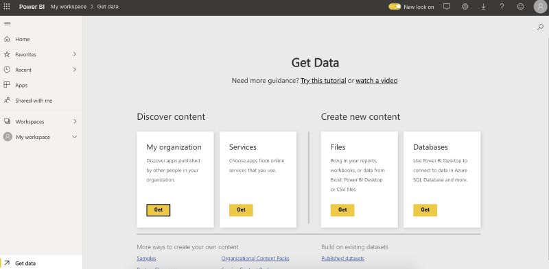 Power BI Apps 1