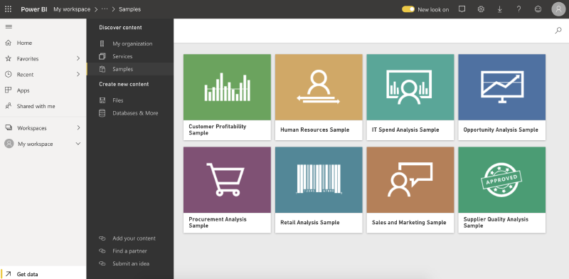 Power BI Apps 2